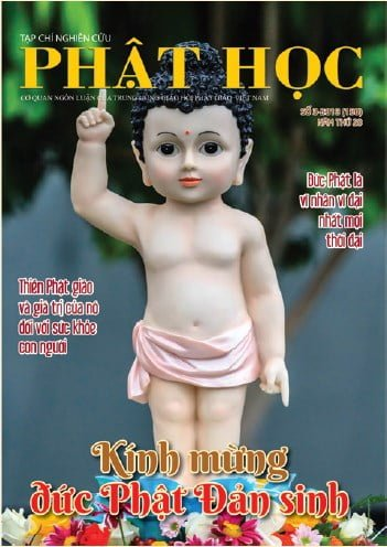 Tạp chí Nghiên cứu Phật học – Số tháng 5/2018