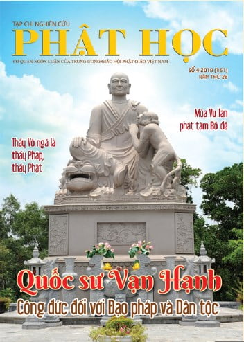 Tạp chí Nghiên cứu Phật học – Số tháng 7/2018