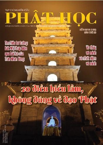 Tạp chí Nghiên cứu Phật học – Số tháng 11/2018