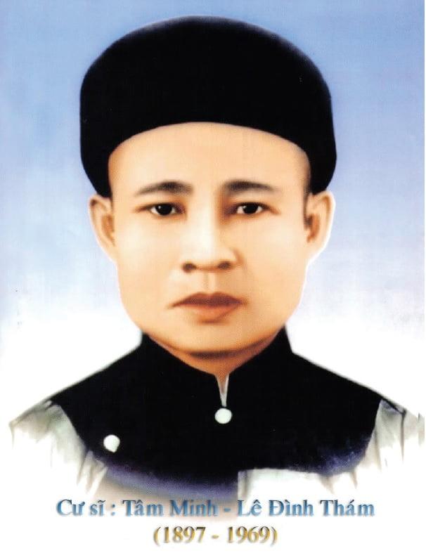 Tap chi nghien cuu phat hoc Bac si Tam Minh Le Dinh Tham 1