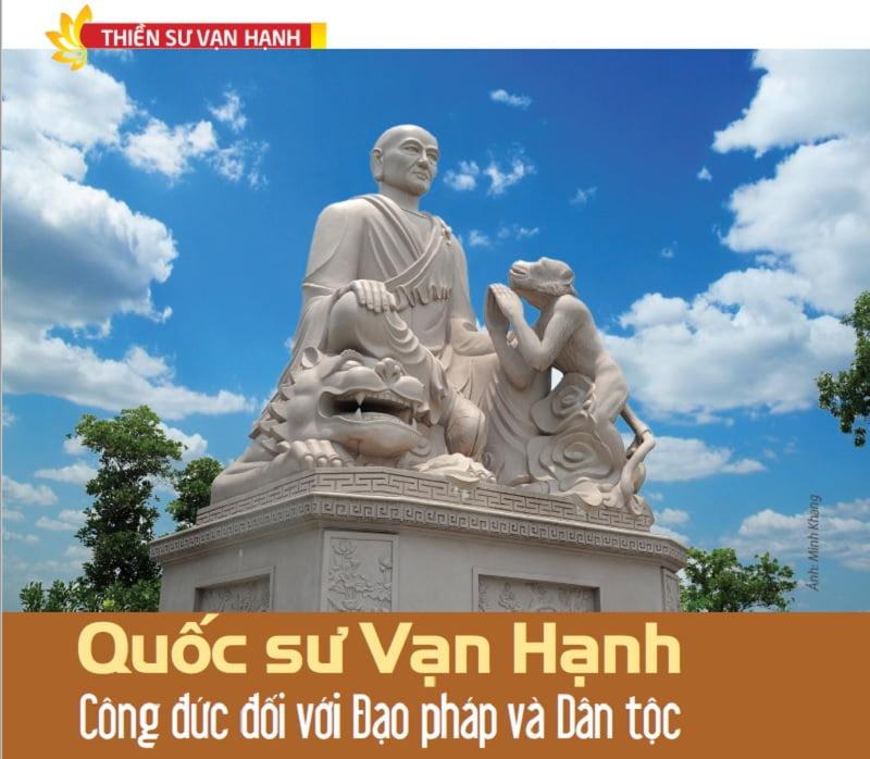 Tap chi nghien cuu phat hoc so thang 7.2018 Quoc su van hanh cong duc doi voi dao phap va dan toc 1