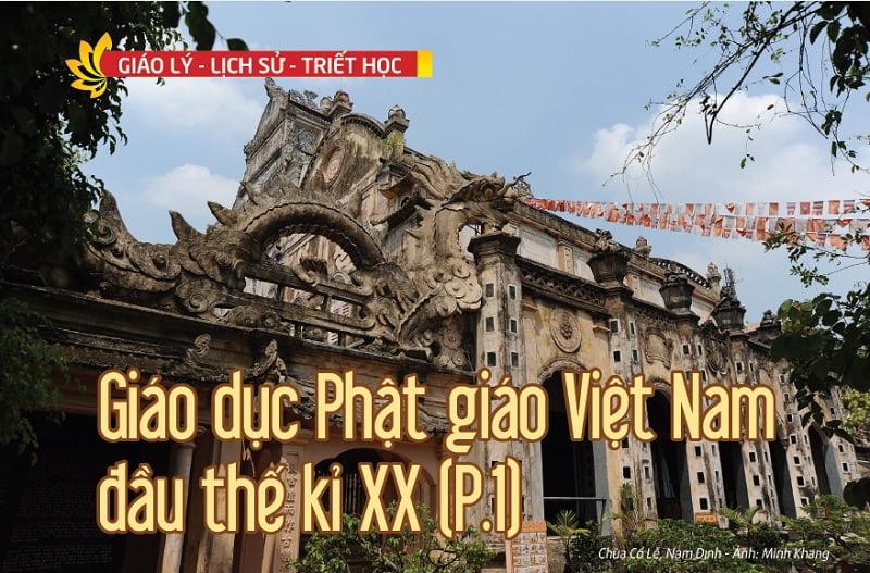Tap chi nghien cuu phat hoc so thang 7.2019 Giao duc Phat giao Viet Nam dau the ky XX P.1 1