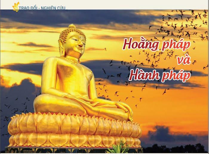 Tap chi Nghien cuu Phat hoc So thang 3.2020 Hoang phap va hanh phap 1