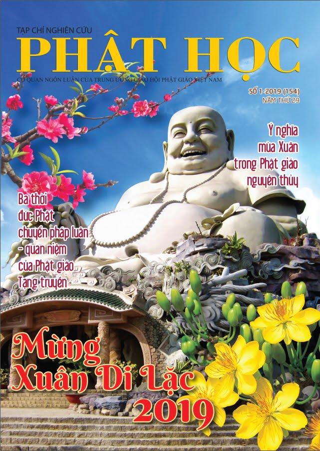 Tạp chí Nghiên cứu Phật học – Số tháng 1/2019