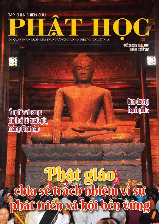 Tạp chí Nghiên cứu Phật học – Số tháng 3/2019