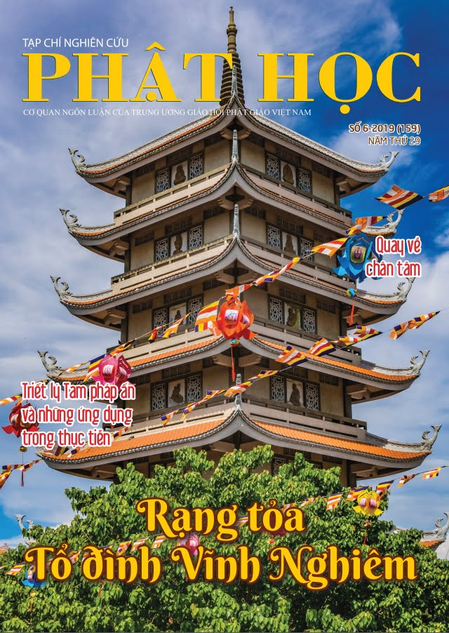Tạp chí Nghiên cứu Phật học – Số tháng 11/2019