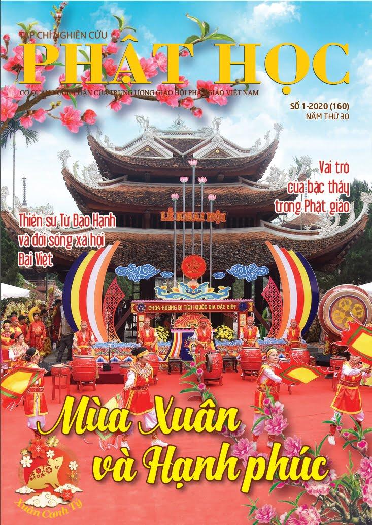 Tạp chí Nghiên cứu Phật học – Số tháng 1/2020