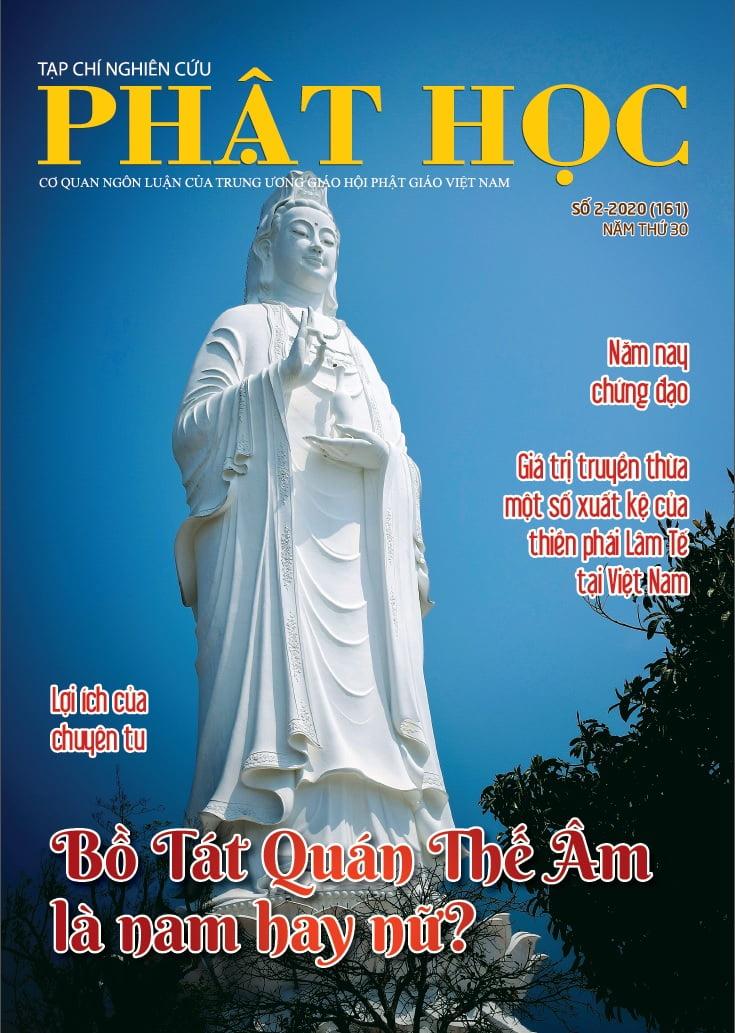 Tạp chí Nghiên cứu Phật học – Số tháng 3/2020