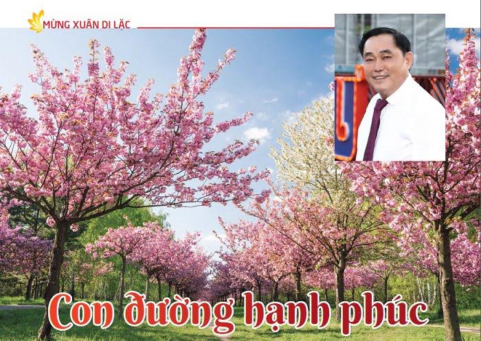 Tap chi nghien cuu phat hoc So thang 1.2020 Con duong hanh phuc 1