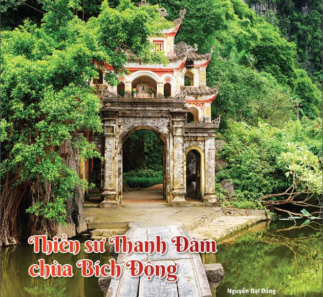 Tap chi nghien cuu phat hoc So thang 1.2020 Thien su Thich Thanh Dam chua Bich Dong 1
