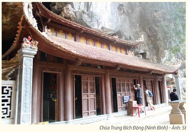 Tap chi nghien cuu phat hoc So thang 1.2020 Thien su Thich Thanh Dam chua Bich Dong 3