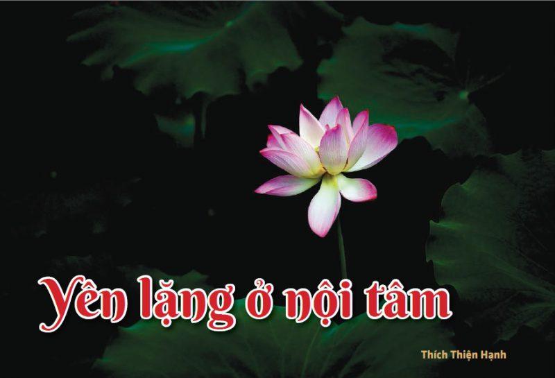 Tap chi Nghien cuu Phat hoc So thang 5.2020 Yen lang o noi tam 1