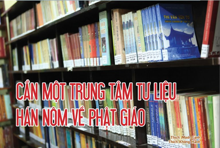 Tap chi nghien cuu phat hoc So thang 5.2016 Can mot trung tam tu lieu Han nom ve Phat giao 1