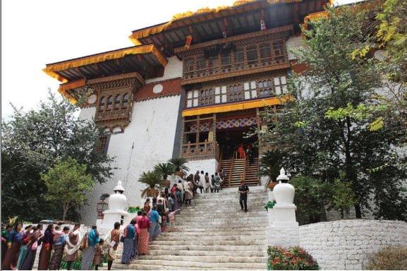 Tap chi Nghien cuu Phat hoc So thang 9.2020 Phap thuc hanh trong truyen thong PG Bhutan 3