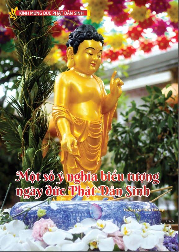 Tap chi Nghien cuu Phat hoc So thang 5.2021 Mot so y nghia bieu tuong ngay duc Phat dan sinh 1