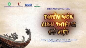 Trailer Thien mon Linh thieng su Viet 31.05.2021