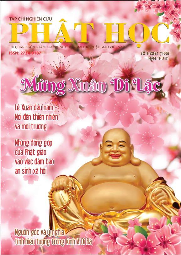 Bia Tap chi Nghien cuu Phat hoc So thang 1.2021