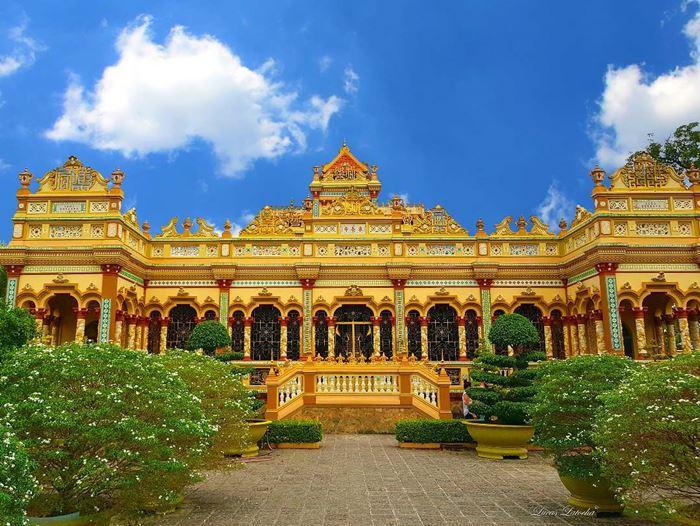 Tap chi Nghien cuu Phat hoc Khao cuu ve chua Vinh Trang 1