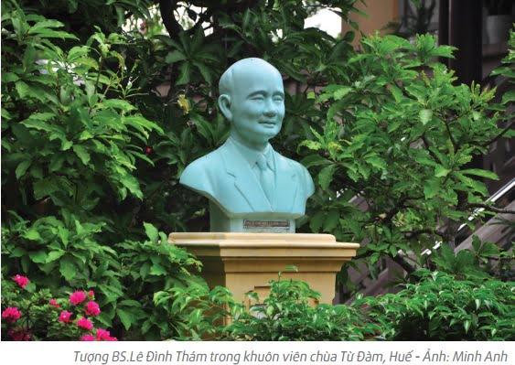 Tap chi Nghien cuu Phat hoc So thang 7.2021 Vai tro cu si Tam Minh Le Dinh Tham 1