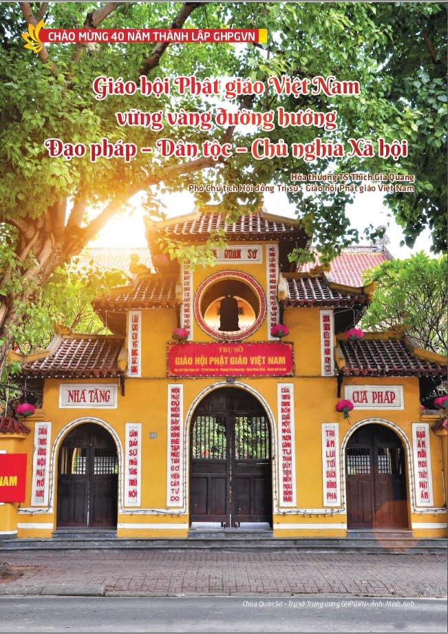 Tap chi Nghien cuu Phat hoc So thang 9.2021 Giao hoi Phat giao Viet Nam vung vang duong huong Dao Phap Dan Toc CNXH 1