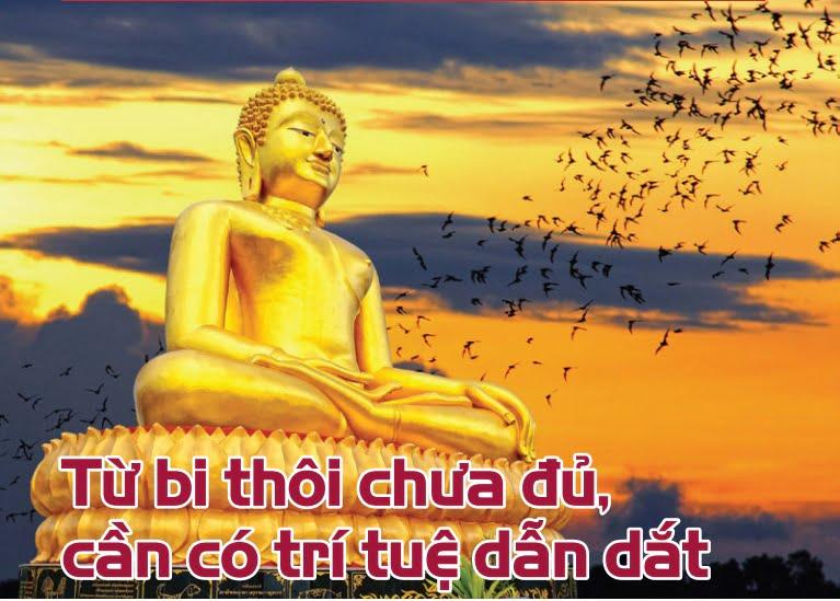 Tap chi Nghien cuu Phat hoc Tu bi thoi chua du can co tri tue dan dat 1